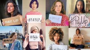 Brand Activism - #PayUp